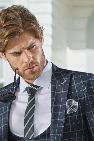 Colección trajes de novio Lvsitano 2020